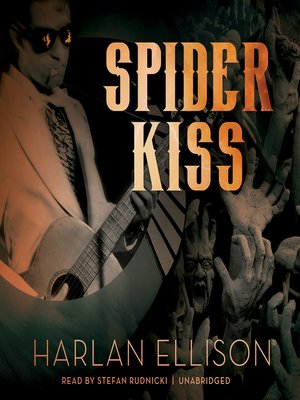 cover image of Spider Kiss
